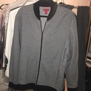 Mens Alfani Fleece Jacket Size: XL